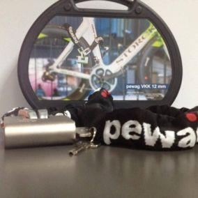 Nowość w EDBO - zabezpieczenia do motocykli i rowerów marki PEWAG
